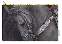Spanish Horse Carry-all Pouch