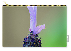 Spanish Lavender  Carry-all Pouch