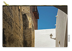 Spanish Street Carry-all Pouch