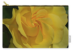 Sparkle And Shine Rose Carry-all Pouch