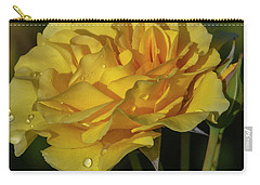Sparkle N Shine Rose 7 Carry-all Pouch