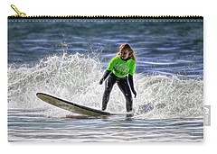 Sparkle Surf Carry-all Pouch