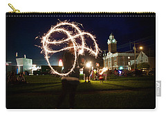 Sparkler Art Carry-all Pouch