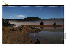 Carry-all Pouch featuring the photograph Sparks Lake At Dawn by Cat Connor