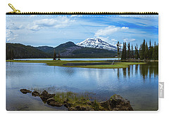 Sparks Lake, Oregon Carry-all Pouch