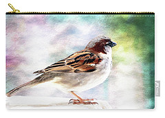 Sparrow Beauty 0004. Carry-all Pouch