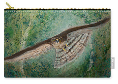 Sparrowhawk Hunting Carry-all Pouch