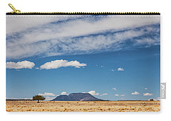 Carry-all Pouch featuring the photograph Sparse by Rick Furmanek