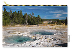 Spasmodic Geyser Carry-all Pouch by Steve Stuller