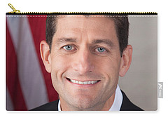 Speakers Of The United States House Of Representatives, Paul Ryan, Wisconsin Carry-all Pouch