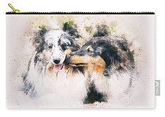 Special Kisses Carry-all Pouch