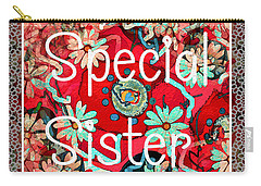 Special Sister Carry-all Pouch