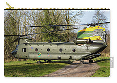 Special Tail Chinook 27 Squadron Carry-all Pouch