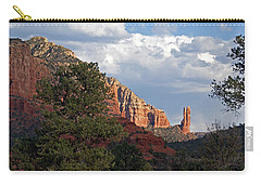 Carry-all Pouch featuring the photograph Spectacle by Lynda Lehmann