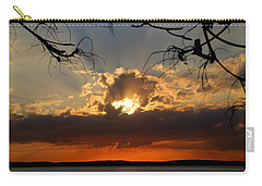 Spectacular Cuban Sunset Carry-all Pouch
