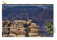 Carry-all Pouch featuring the photograph Spectacular Grand Canyon by Roberta Byram