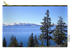 Spectacular Lake Tahoe Carry-all Pouch