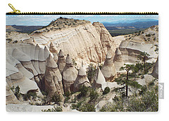 Spectacular Slot Canyon Trail View-at-the-top Carry-all Pouch