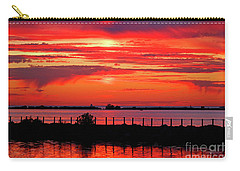 Spectacular Sunset Carry-all Pouch