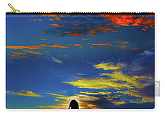Spellbinding Sunset Carry-all Pouch