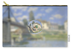 Sphere 18 Sisley Carry-all Pouch by David Bridburg