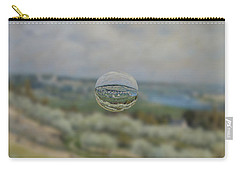 Sphere 24 Sisley Carry-all Pouch by David Bridburg