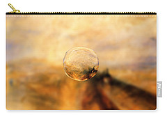 Sphere 8 Turner Carry-all Pouch by David Bridburg