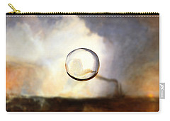 Sphere I Turner Carry-all Pouch by David Bridburg