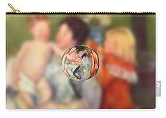 Sphere II Cassatt Carry-all Pouch by David Bridburg