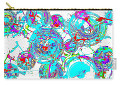 Spheres Series 1511.021413invfddfs-sc-2 Carry-all Pouch by Kris Haas
