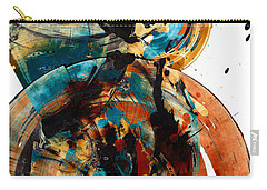 Spherical Joy Series 208.012011 Carry-all Pouch by Kris Haas