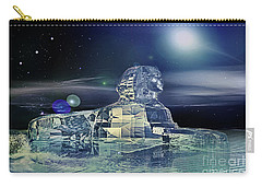 Sphinx Of Ancient Times Carry-all Pouch