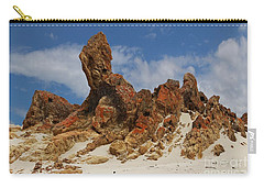 Sphinx Of South Australia Carry-all Pouch by Stephen Mitchell