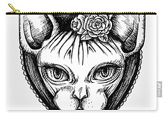 Sphynx Lady Carry-all Pouch