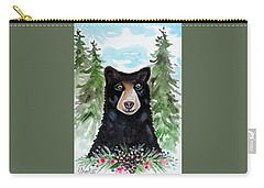 Spicer The Black Bear Carry-all Pouch