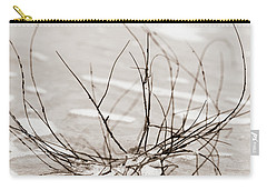 Spider Driftwood Carry-all Pouch