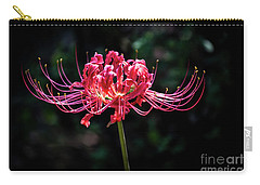 Spider Lily Carry-all Pouch
