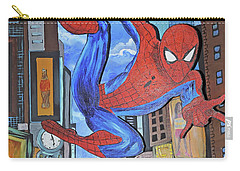 Spiderman Swings Carry-all Pouch