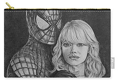 Spidey And Gwen Carry-all Pouch