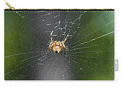 Spidey Carry-all Pouch by Nikki McInnes