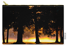 Carry-all Pouch featuring the photograph Spilled Suinshine by Tikvah's Hope