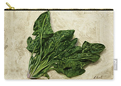 Spinaci Carry-all Pouch by Guido Borelli