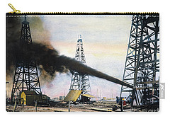 Spindletop Oil Pool, C1906 Carry-all Pouch