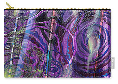Spiral Detail From Annunciation Carry-all Pouch