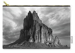 Carry-all Pouch featuring the photograph Spire To Elysium by Jon Glaser