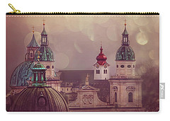 Spires Of Salzburg  Carry-all Pouch by Carol Japp