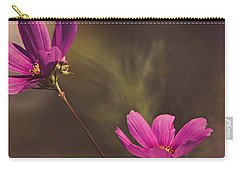 Spirit Among The Flowers Carry-all Pouch