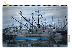 Carry-all Pouch featuring the photograph Spirit At Rest by Randy Hall