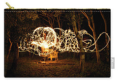 Spirit Dance Carry-all Pouch by Ellery Russell