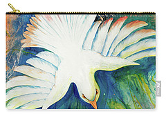 Spirit Fire Carry-all Pouch by Nancy Cupp